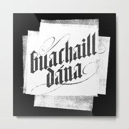 Buachaill Dána Metal Print