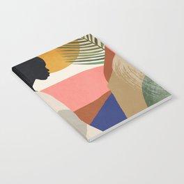 Tropical Girl Notebook
