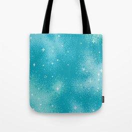 Winter Nebula Tote Bag