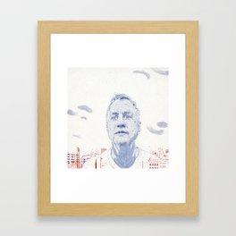 Johan Cruyff Framed Art Print
