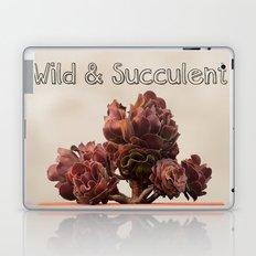 Wild & Succulent Laptop & iPad Skin