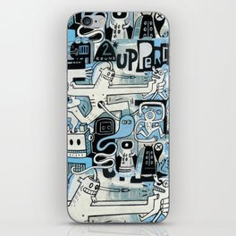 Uppercut iPhone Skin