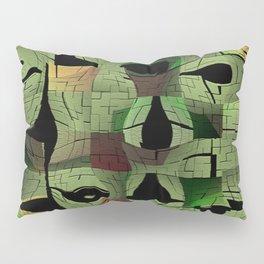 The puzzle Pillow Sham