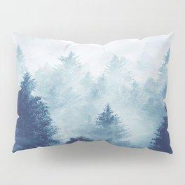 Foggy Woods I Pillow Sham