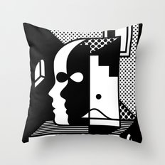 Stairs To The Attic Throw Pillow