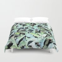 plant Duvet Covers featuring Plant by Minomiir