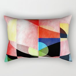 Abstract 2017 005 Rectangular Pillow