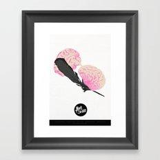 Black Swan - Movie Poster Framed Art Print
