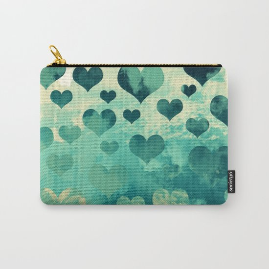 Happy in Love Carry-All Pouch