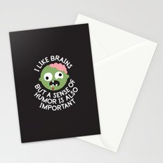 Of Corpse Stationery Cards