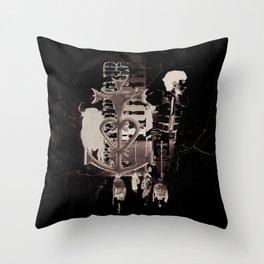 NIMENO II Throw Pillow