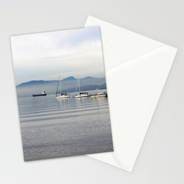 Foggy Kitsilano  Stationery Cards