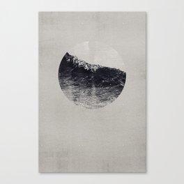 AQUA / 2 Canvas Print