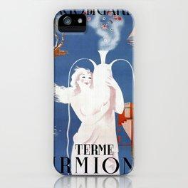 Sirmione Lake Garda travel iPhone Case