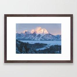 The Outlook Framed Art Print