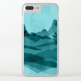Mountain X 0.1 Clear iPhone Case