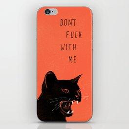 Miau iPhone Skin