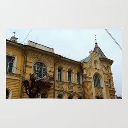 The House XIX century. Rug