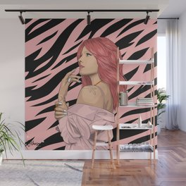 Halsey Art Wall Mural