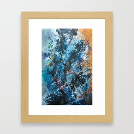 Your Universe Expanding Framed Art Print