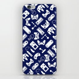 Control Your Game - Sodalite iPhone Skin