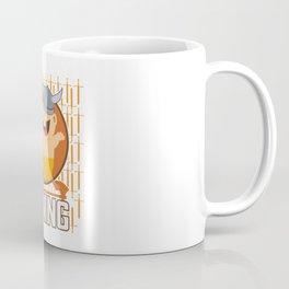 Viking Baby Son Dad Fathers Day Valhalla Gods Gift Coffee Mug