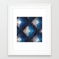 the xx Framed Art Prints featuring XX by Diego Tirigall