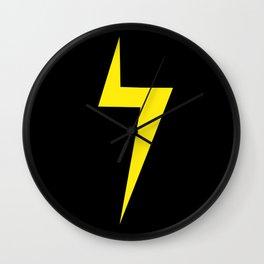Kamala Khan Symbol Wall Clock