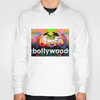 cyberpunk Hoodies featuring Bollywood Cyberpunk by BOLLYWOOD