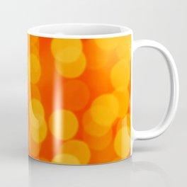 Orange Disco Fever Coffee Mug