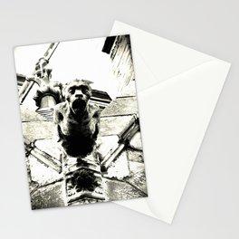 Gothic Gargoyle Stationery Cards