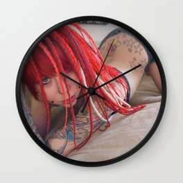 Madhouse Wall Clock
