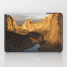 Smith Rock Sunrise I iPad Case