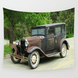 Ford A Wall Tapestry