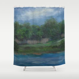 A Cooler View AC151214a-13 Shower Curtain