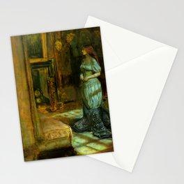 "John Everett Millais ""The Eve of Saint Agnes"" Stationery Cards"
