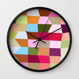 The Jelly Beans Wall Clock