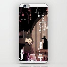 Sleep Well, Princess iPhone Skin