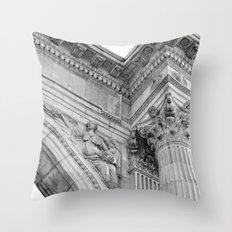 The Art of Stone Throw Pillow