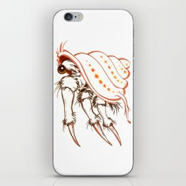 Hermit iPhone Skin