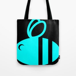 HUMBL BEE RED Tote Bag