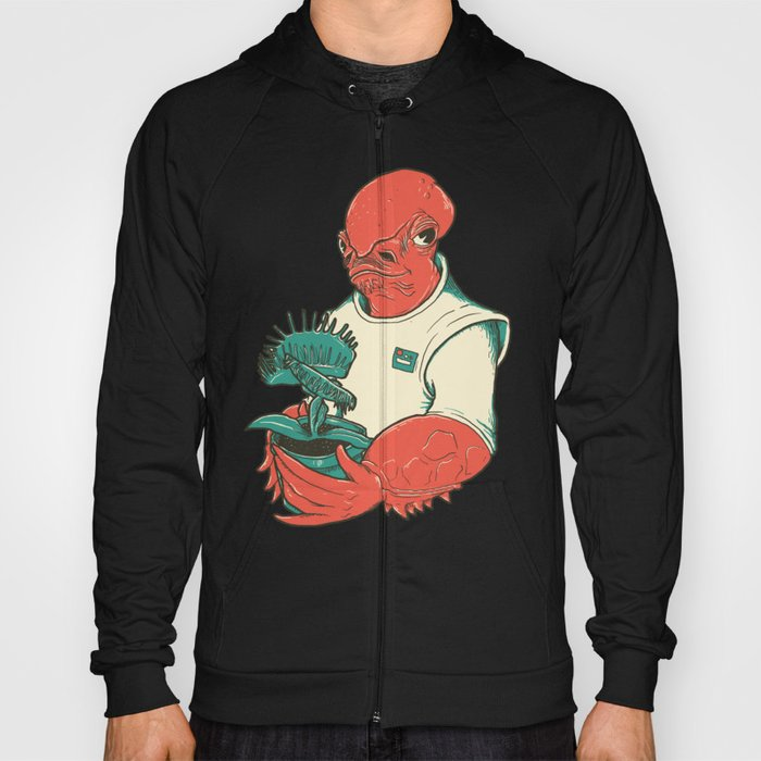 The Admiral's Trap Hoody