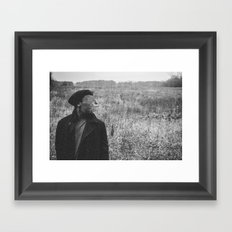 DILEMMA #2 Framed Art Print