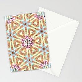 Mandala Maze Stationery Cards