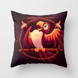 Fritz Throw Pillow