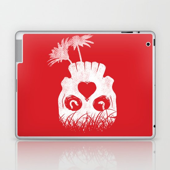 Love is where you find it Laptop & iPad Skin