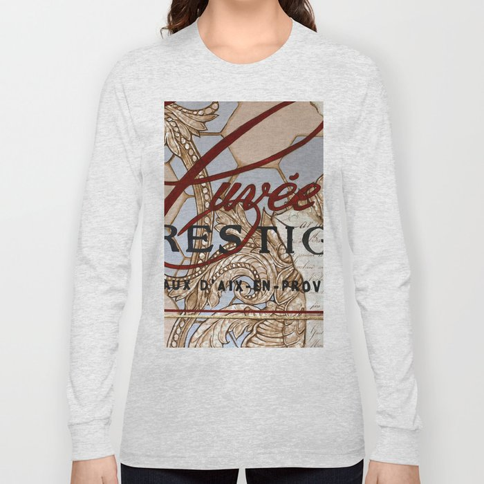 Cuvée Prestige Long Sleeve T-shirt