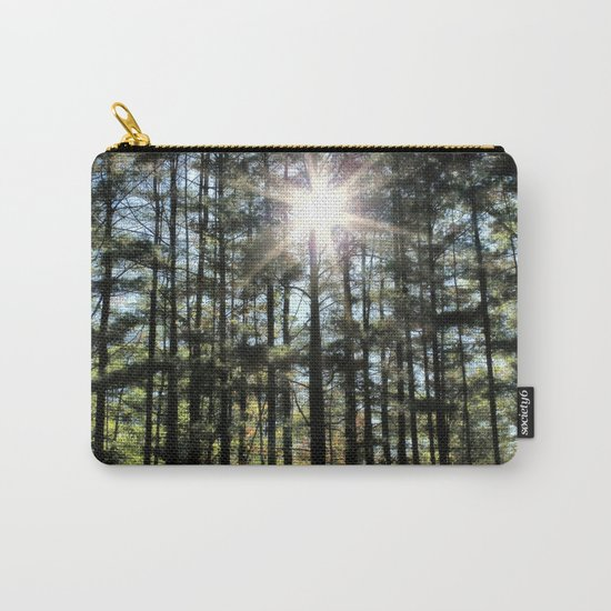 Shining Star Woodlands Carry-All Pouch