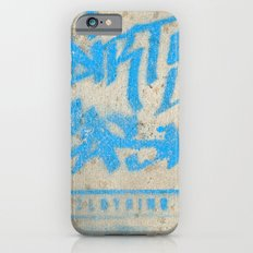 DIRTY CASH - TAGGING STREETART MIAMI by Jay Hops Slim Case iPhone 6s