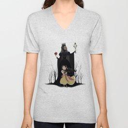 Snow White - Poster Unisex V-Neck